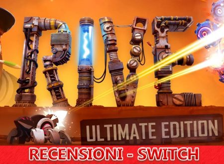 RIVE: Ultimate Edition – Recensione – Switch eShop