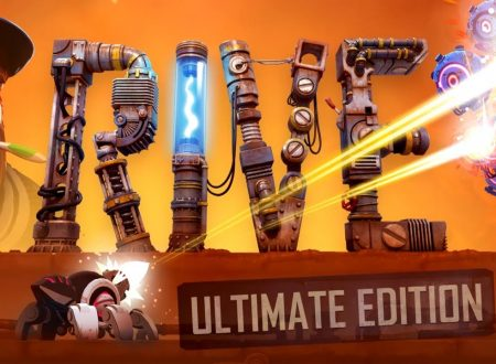 RIVE: Ultimate Edition, i primi 43 minuti di video gameplay dai Nintendo Switch europei