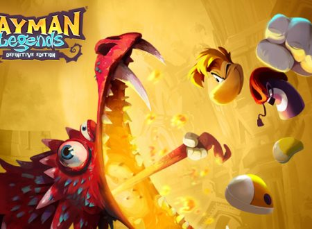 Rayman Legends: Definitive Edition, una patch è andata a migliorare frame-rate e tempi di caricamento