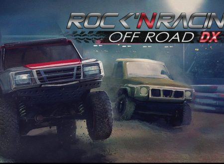 Rock´N Racing Off Road DX: il titolo in arrivo il 9 novembre sui Nintendo Switch europei