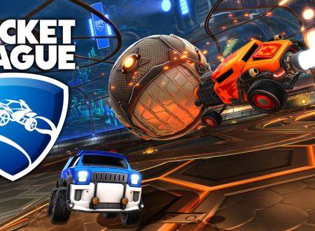 Rocket League: pubblicato il trailer di lancio del titolo su Nintendo Switch
