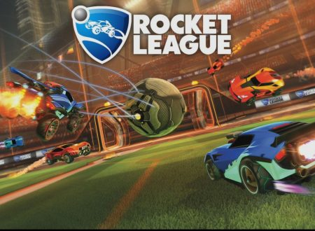 Rocket League: svelato il filesize effettivo del titolo su Nintendo Switch