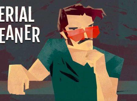 Serial Cleaner: il titolo è in arrivo il 30 novembre sull'eShop di Nintendo Switch