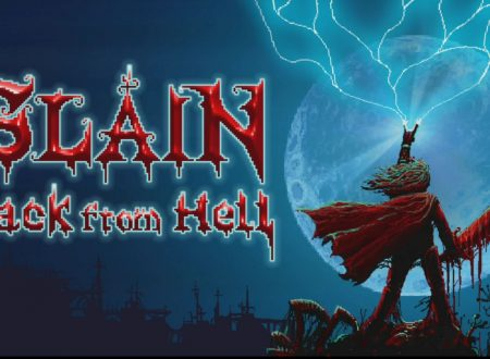 Slain: Back from Hell, un primo sguardo in video al titolo dai Nintendo Switch europei
