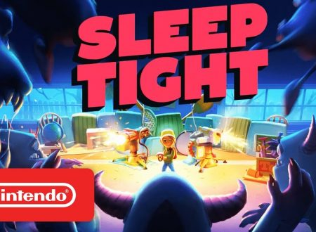 Sleep Tight: il titolo svelato con un trailer per l'arrivo su Nintendo Switch