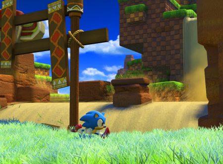 Sonic Forces: annunciato l'arrivo di una patch del Day One per il titolo