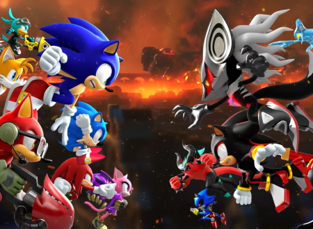 Sonic Forces: pubblicati 30 minuti di video gameplay del titolo su Nintendo Switch