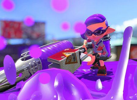 Splatoon 2: il Flexi-rullo sarà aggiunto domani all'interno del gioco