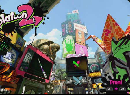 Splatoon 2: il titolo aggiornato ora alla versione 2.0.0 sui Nintendo Switch europei