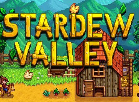 Stardew Valley: il titolo aggiornato alla versione 1.4.4 sui Nintendo Switch europei