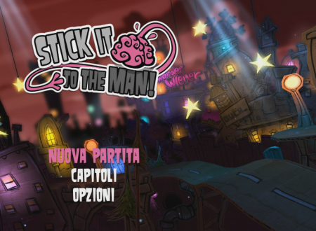 Stick It to The Man: i primi 76 minuti di video gameplay dai Nintendo Switch europei
