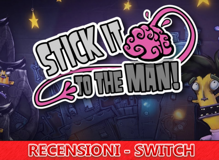 Stick It to The Man – Recensione – Switch eShop