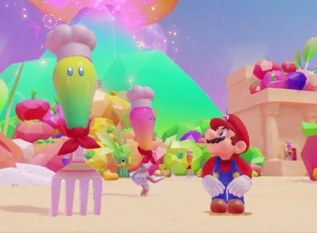 Super Mario Odyssey: il titolo si è piazzato secondo nella prima settimana di lancio in Italia