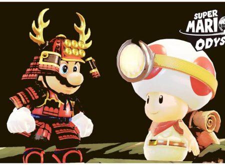Super Mario Odyssey: un'occhiata alle vendite della prima settimana giapponese