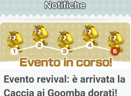 Super Mario Run: ora disponibile l'evento revival: caccia ai Goomba dorati