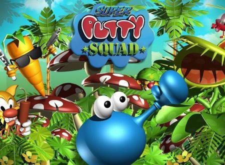 Super Putty Squad: pubblicato il trailer del titolo in arrivo a novembre su Nintendo Switch