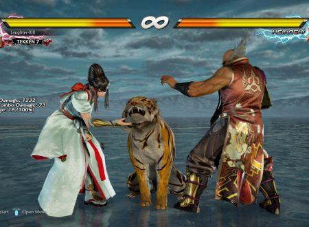 Tekken 7: Katsuhiro Harada parla di una possibile versione per Nintendo Switch