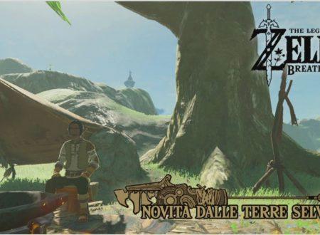 The Legend of Zelda: Breath of the Wild, cinque frecce per il tiro con l'arco dal Canale Notizie di Nintendo Switch