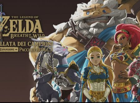 The Legend of Zelda: Breath of the Wild, il secondo DLC pack listato per dicembre dall'eShop europeo di Nintendo Switch