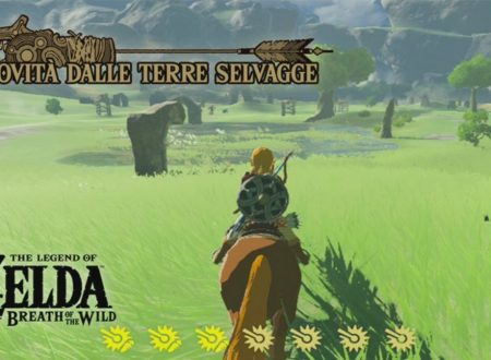 The Legend of Zelda: Breath of the Wild, nuove cibarie in regalo dal Canale Notizie di Nintendo Switch