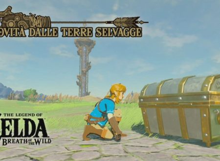 The Legend of Zelda: Breath of the Wild, una scimitarra Gerudo dal Canale Notizie di Nintendo Switch