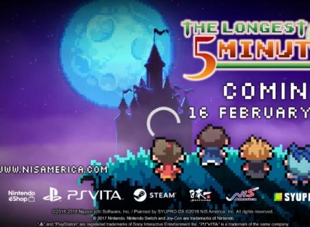 The Longest Five Minutes: pubblicato un nuovo trailer, titolo in arrivo il 16 febbraio su Nintendo Switch