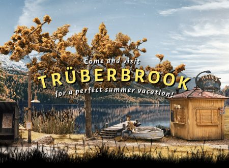 Trüberbrook: un nuovo titolo adventure annunciato per Nintendo Switch