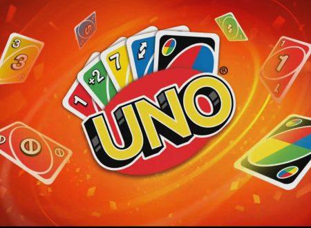 UNO: il titolo disponibile a sorpresa sull'eShop europeo e australiano di Nintendo Switch