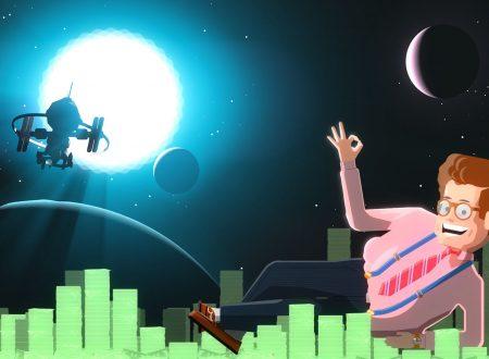 Vostok Inc.: il titolo è in arrivo il 7 dicembre sui Nintendo Switch europei