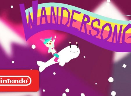 Wandersong: un trailer annuncia il titolo in arrivo su Nintendo Switch