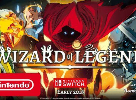 Wizard of Legend: il titolo annunciato per l'arrivo all'inizio del 2018 su Nintendo Switch