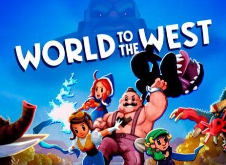 World to the West: il titolo in arrivo il 18 gennaio 2018 sui Nintendo Switch europei