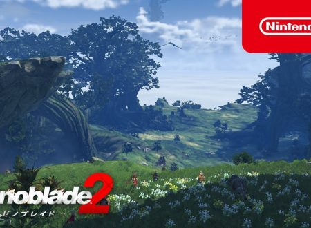 Xenoblade Chronicles 2: pubblicati altri tre video commercial giapponesi