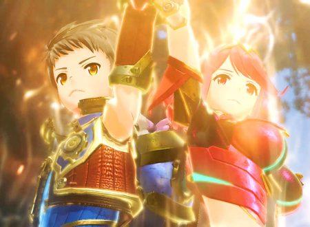 Xenoblade Chronicles 2: pubblicati altri due video gameplay di 20 minuti sul titolo per Nintendo Switch