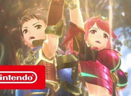 Xenoblade Chronicles 2: pubblicato il trailer dedicato alla storia del titolo