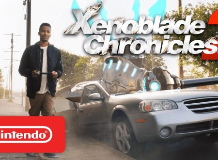 Xenoblade Chronicles 2: pubblicato un video commercial americano sul titolo