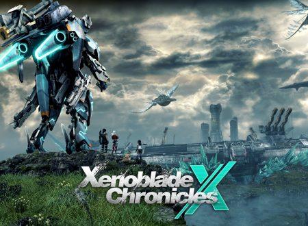 Xenoblade Chronicles X: il titolo potrebbe arrivare anche su Nintendo Switch?