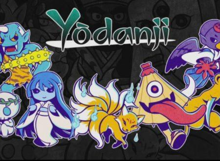 Yōdanji: il titolo di Kemco è in arrivo il 7 dicembre sui Nintendo Switch giapponesi