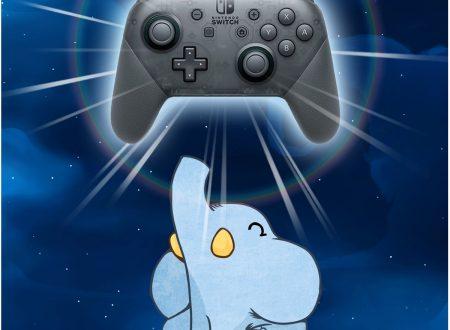Yono and the Celestial Elephants: il titolo ora aggiornato alla versione v.1.01 sui Nintendo Switch europei