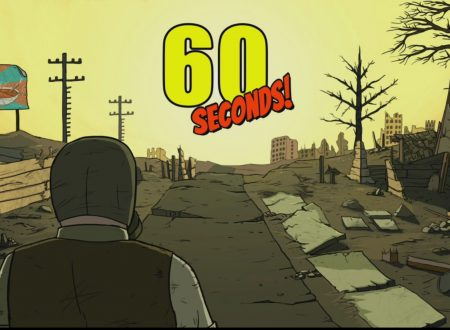 60 Seconds!: uno sguardo in video al titolo dai Nintendo Switch europei