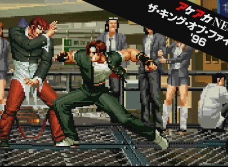 ACA NEOGEO The King of Fighters '96, il titolo in arrivo il 28 dicembre sull'eShop europeo di Nintendo Switch