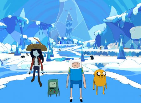 Adventure Time: Pirates of the Enchiridion, il titolo annunciato per l'arrivo su Nintendo Switch