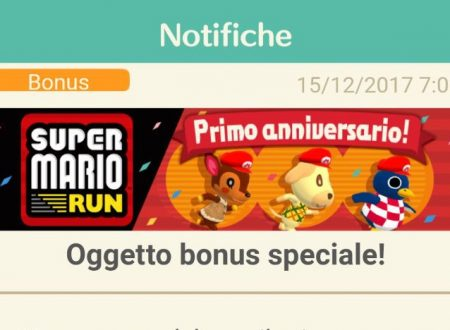 Animal Crossing: Pocket Camp, distribuiti gli indumenti per il primo anniversario di Super Mario Run