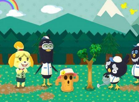 Animal Crossing: Pocket Camp, una manutenzione è in arrivo nelle prossime ore