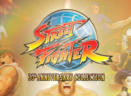 Annunciato Street Fighter 30th Anniversary Collection, in arrivo su Nintendo Switch