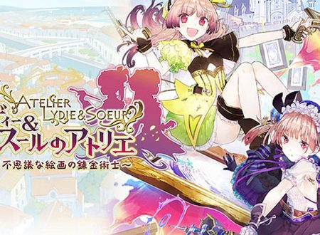 Atelier Lydie & Suelle: Alchemists of the Mysterious Painting, mostrata una delle Boss fight in video