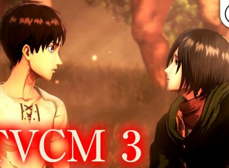 Attack on Titan 2: Future Coordinates, pubblicato un nuovo video commercial giapponese