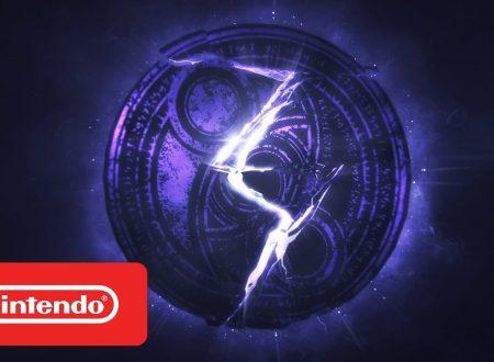 Bayonetta 3: il titolo annunciato ufficialmente in esclusiva per Nintendo Switch, in arrivo anche i due precedenti capitoli