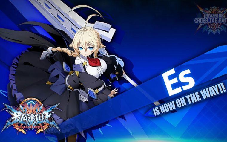 BlazBlue Cross Tag Battle: rivelati nuovi personaggi, Iron Tager, Es, Makoto Nanaya e Nu-13