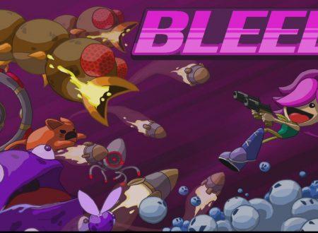 Bleed: il titolo sarà disponibile il 14 dicembre sull'eShop di Nintendo Switch